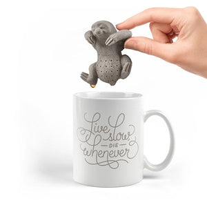 Slow Brew Tea Infuser - Big Bar Shots