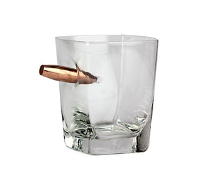 Last Man Standing Whiskey Glass - Big Bar Shots