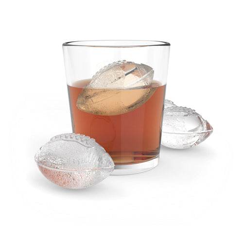 Football Silicone Ice Mold by TrueZoo - Big Bar Shots