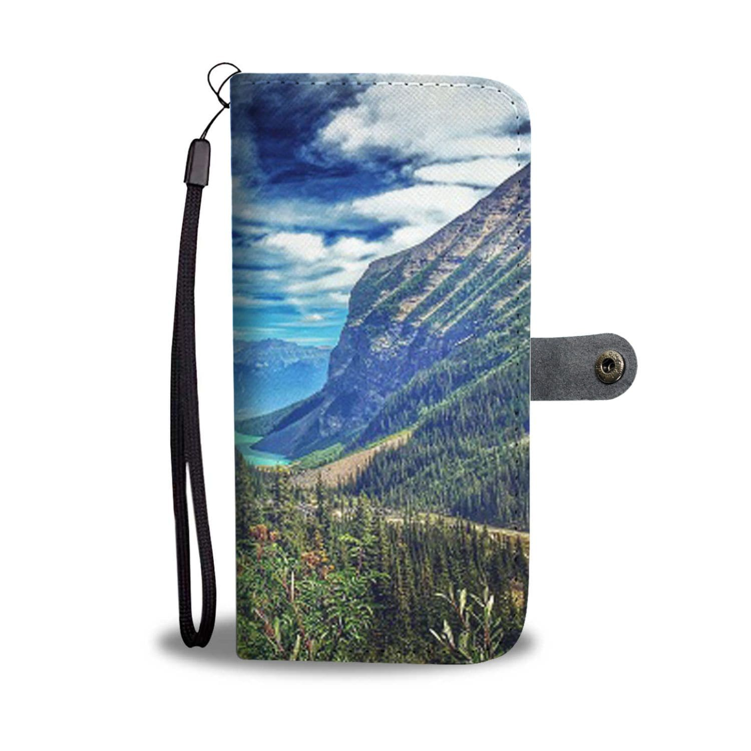Banff Beauty Smartphone Wallet Case