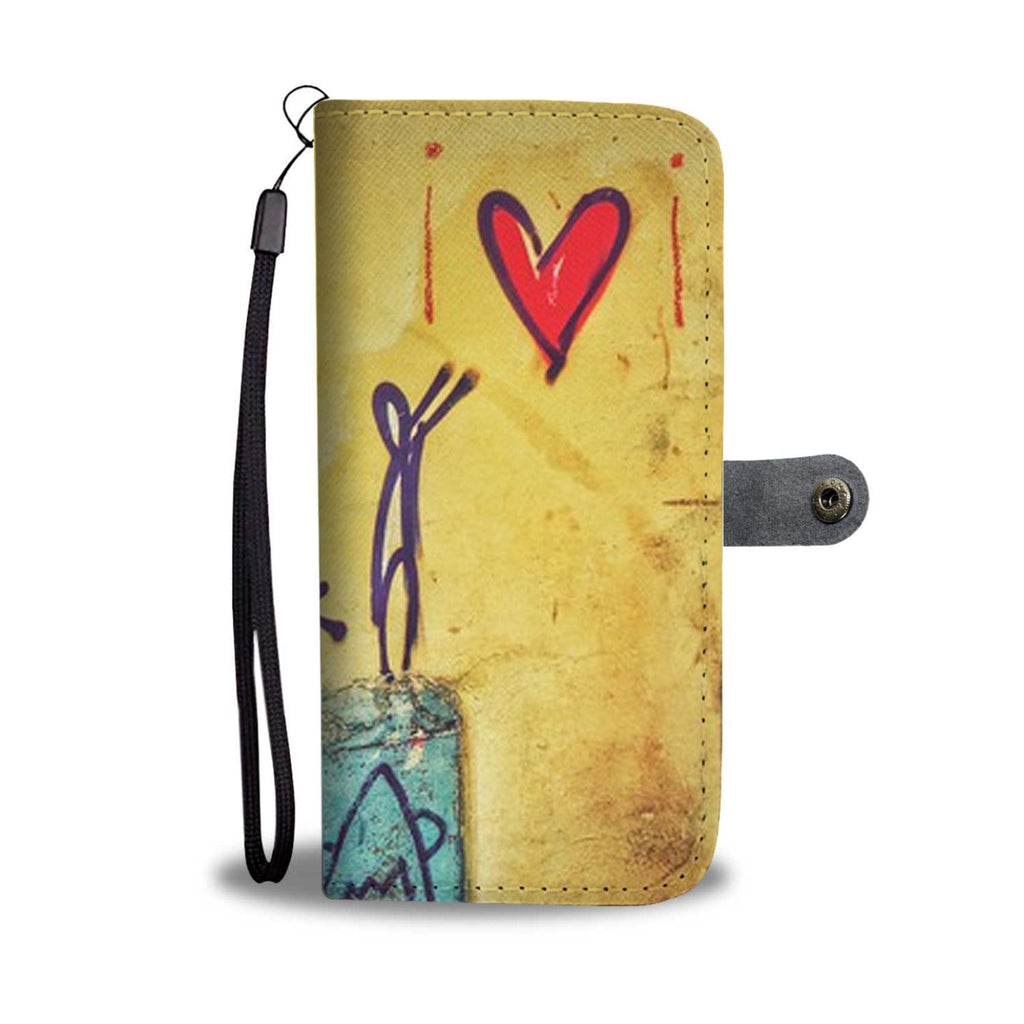 Original Have a Heart Wallet Case
