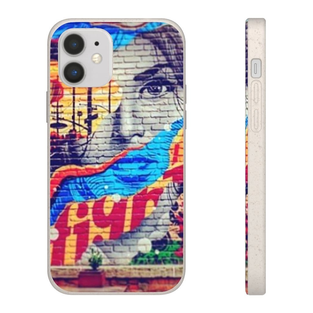 iPhone 12 - Biodegradable Case - Illusion Photograph -Phone Case