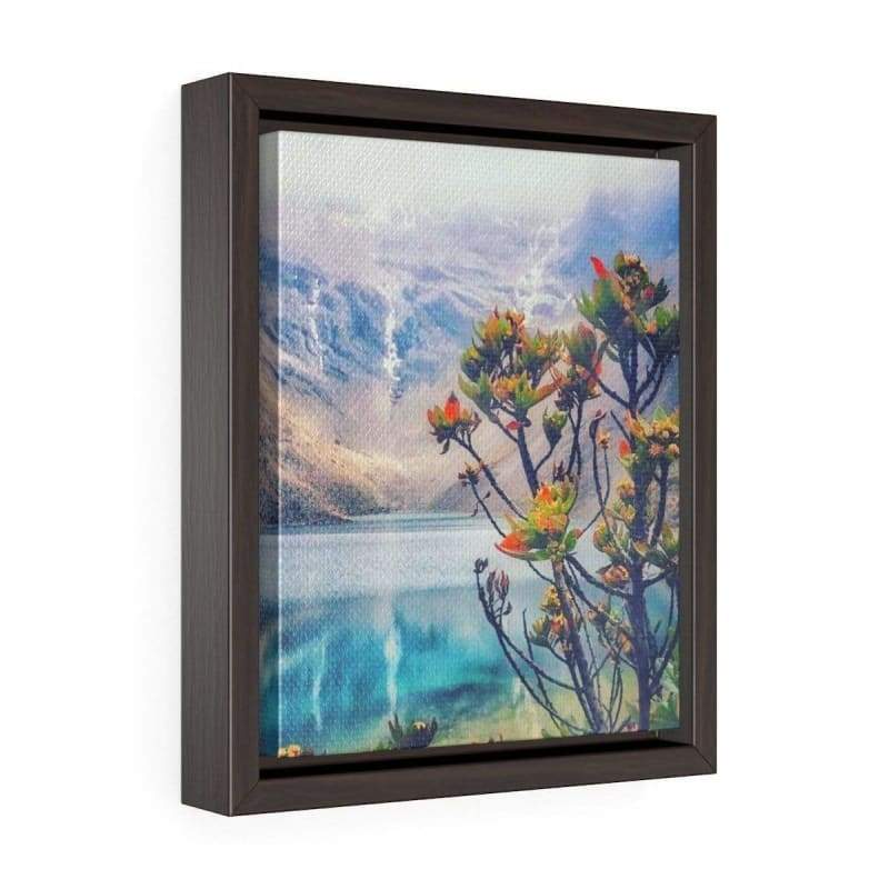 Lake Humanitay Peru - Illusion Photograph -Canvas