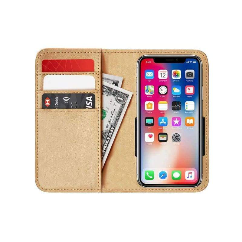 Smartphone Wallet Case Wormslowe Magic - Illusion Photograph -Wallet Case