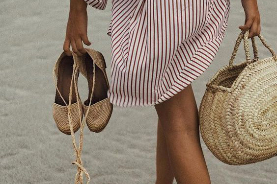 New Chic: Straw, Wicker & Raffia Trend