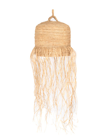 moroccan raffia lamp cover shade