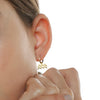 AQUARIUS EARRING