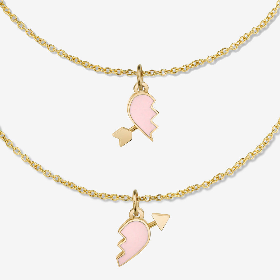 BFF / PINK  CHARMS