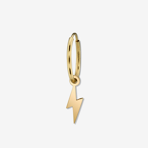 LIGHTNING EARRING