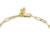 14K SOLID GOLD LONG LINK CHAIN