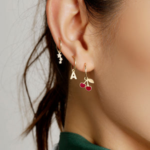 CHERRIES EARRING