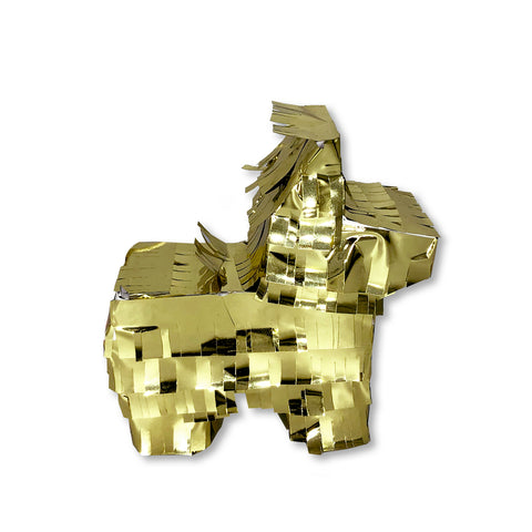 GOLD MINI PIÑATA