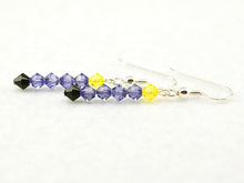 Lumpy Space Princess (LSP) Stick Earrings Inspired by Adventure Time - Fandoms in Swarovski