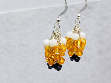 Jake the Dog Earrings Inspired by Adventure Time - Fandoms in Swarovski by LuvCherie Jewelry