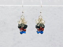 Marceline Earrings Inspired by Adventure Time - Fandoms in Swarovski