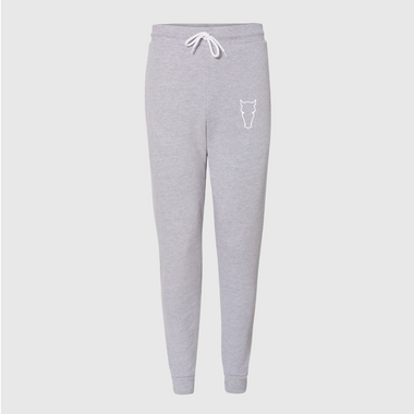Chessbrah Signature Joggers Grey