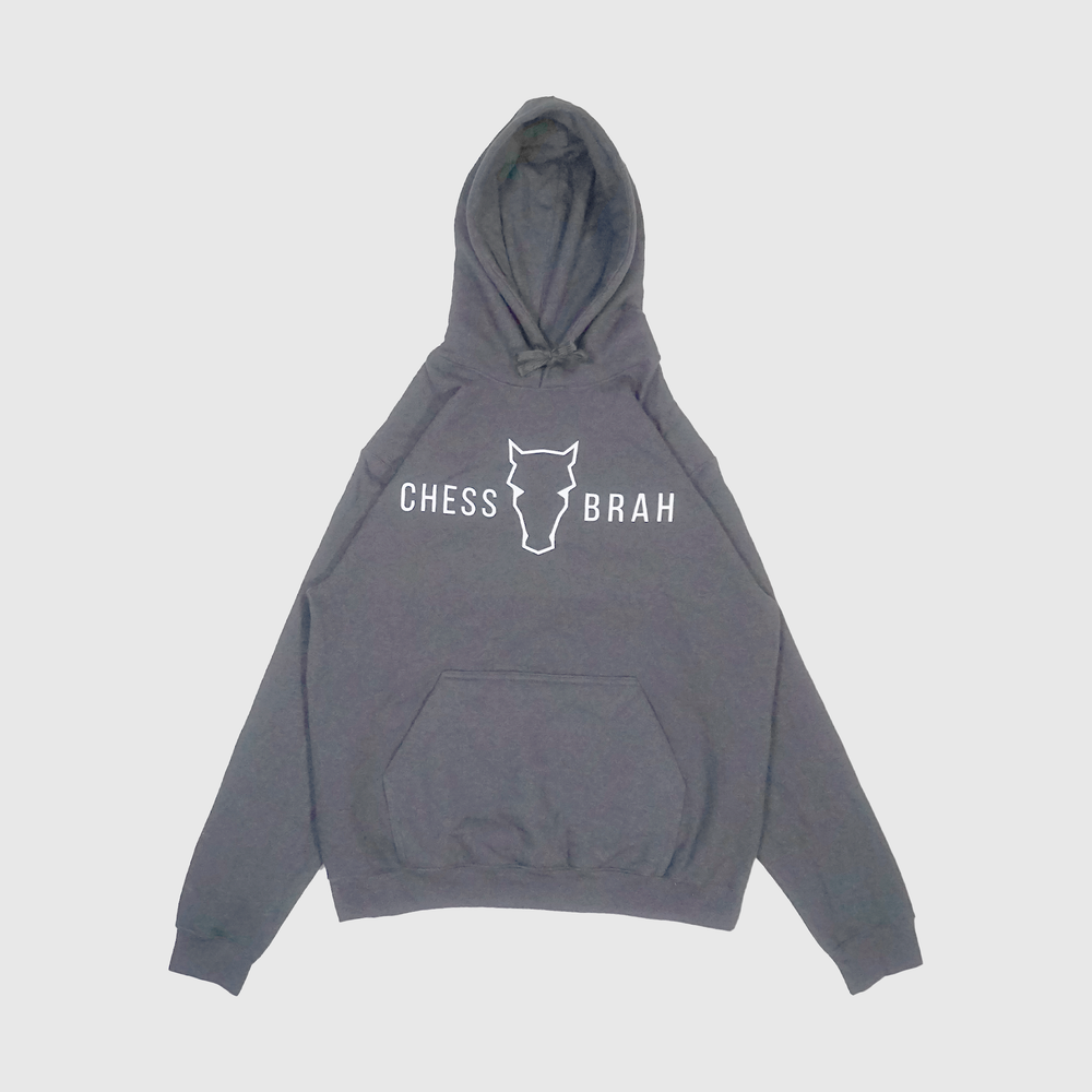 Signature Pullover Hoodie Grey