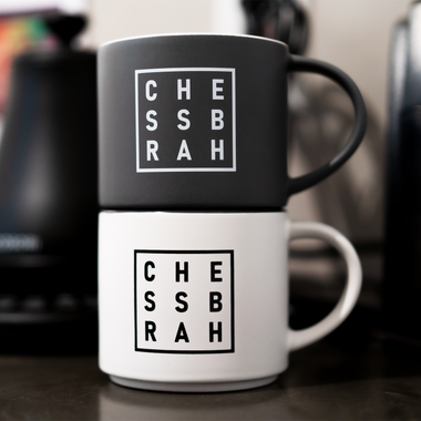 Signature Chessbrah Mug (READ DESCRIPTION)