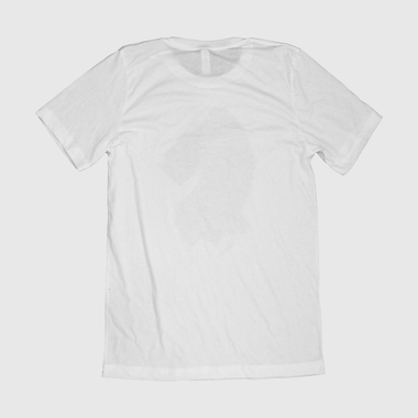 Paintbrush T-shirt White