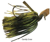 3/4oz Tungsten Bladed Jigs
