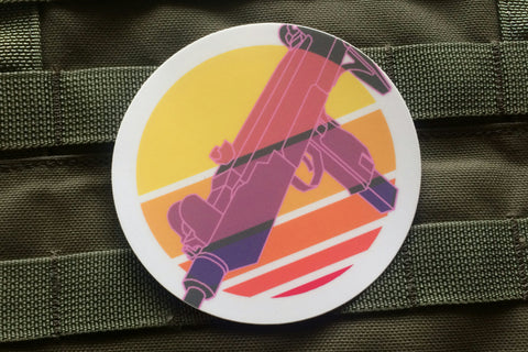 Sunset (Sticker)