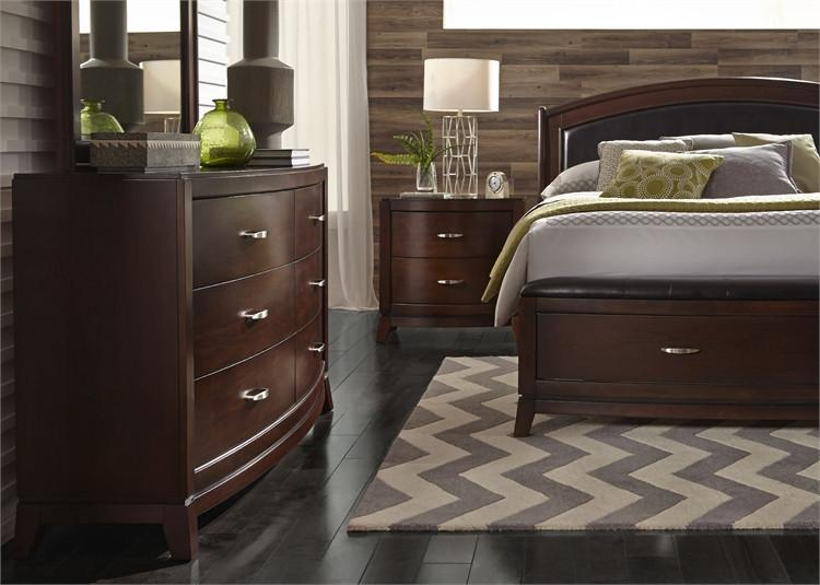 Avalon Collection Bedroom Set by Liberty | For The Home Store