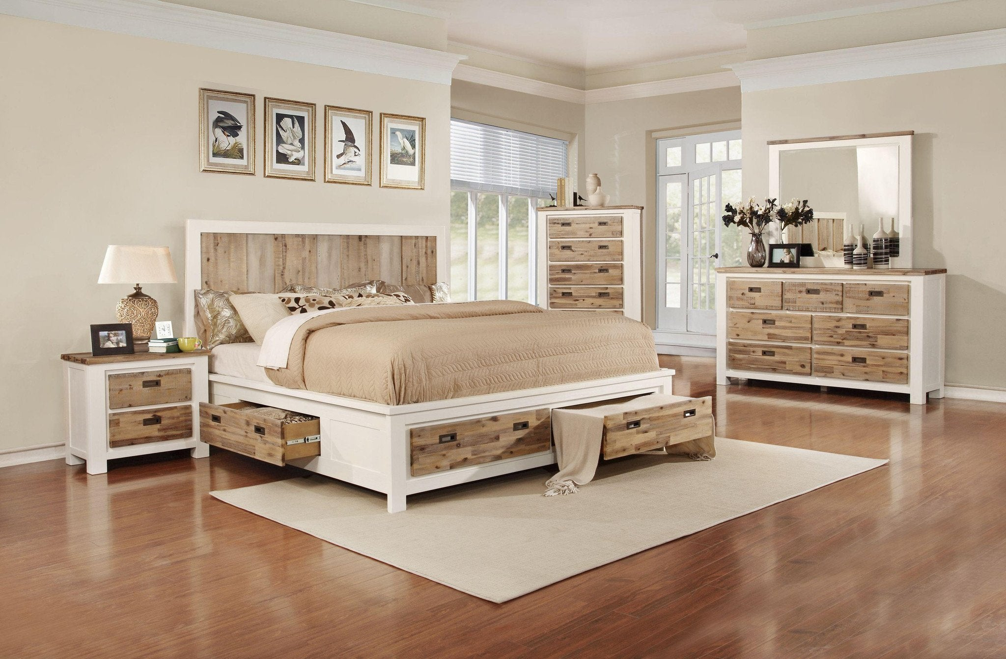 Country Rustic Collection Bedroom by Lifestyle | 4 The Home Store ...