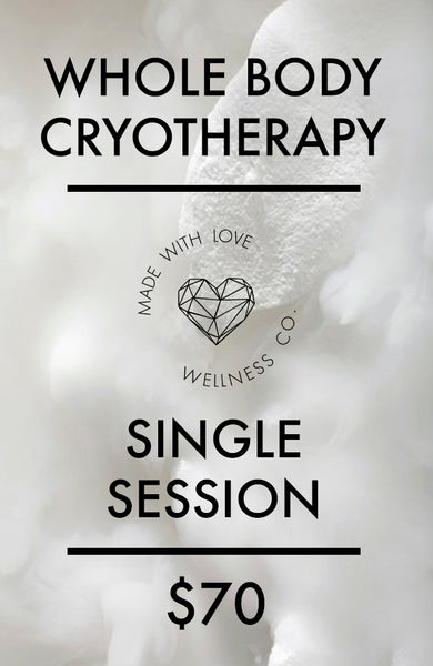 Cryotherapy - Single Session