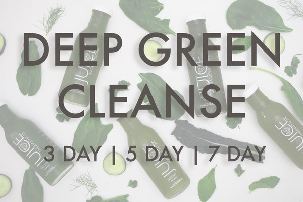Deep Green Cleanse