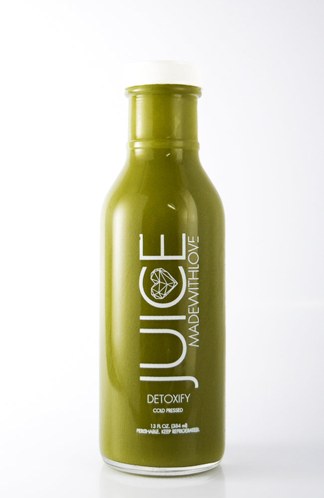 detoxify cold pressed juice made with love wellness co made