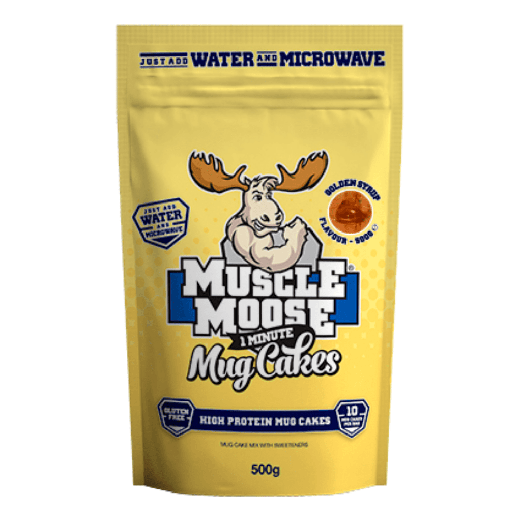 Muscle Moose Protein Mug Cake Mix, Protein Cake, Muscle Moose, Protein Package Protein Package Pick and Mix Protein UK