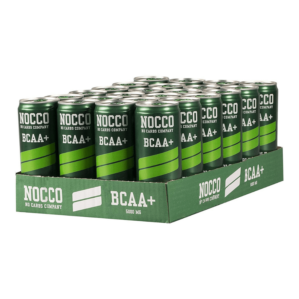 NOCCO BCAA Energy Drinks Box (12 Cans)