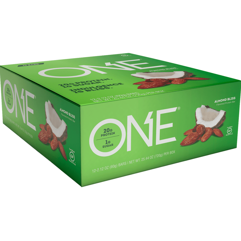 ONE Brands Protein Bar Almond Bliss - Protein Package