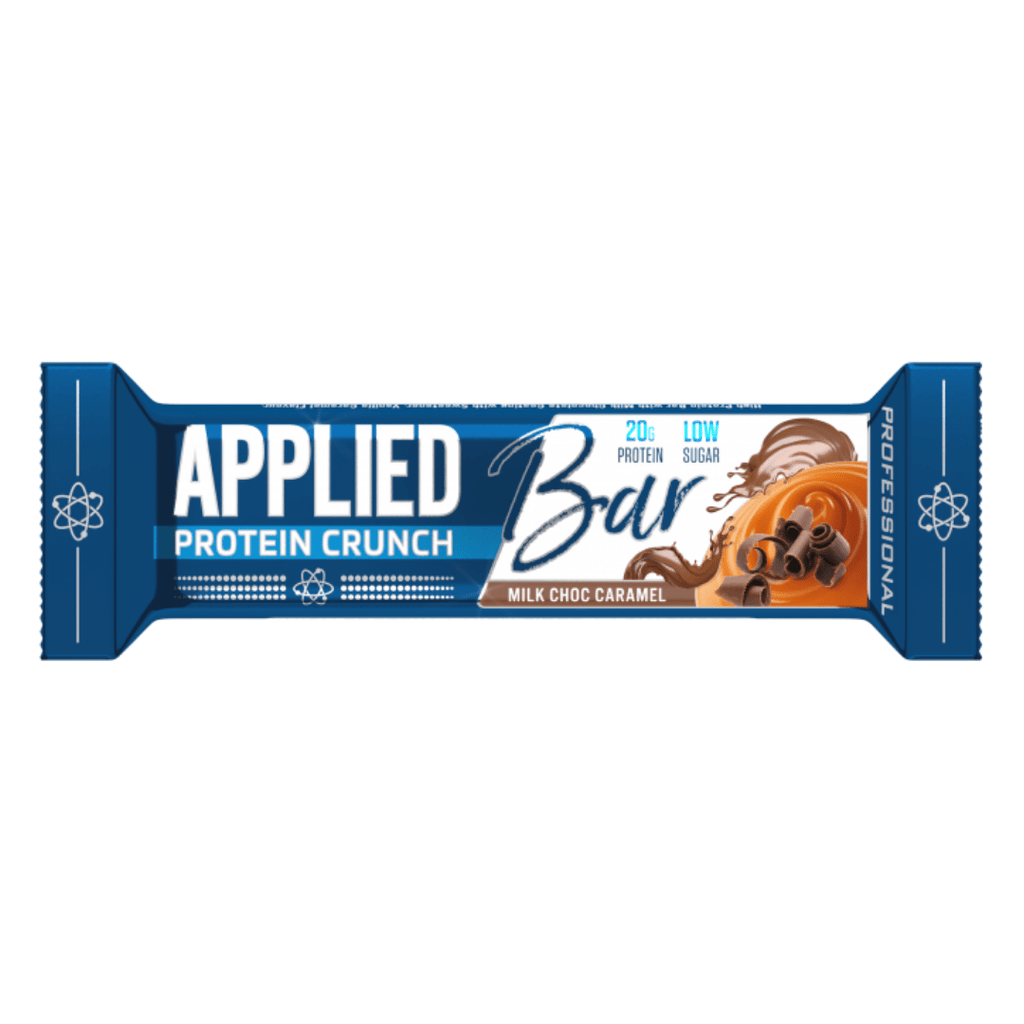 Applied Nutrition Protein Bar Milk Chocolate Caramel, Protein Bar, Applied Nutrition, Protein Package Protein Package Pick and Mix Protein UK