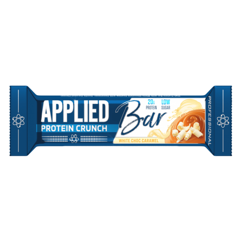 Applied Nutrition Protein Bar White Chocolate Caramel, Protein Bar, Applied Nutrition, Protein Package Protein Package Pick and Mix Protein UK