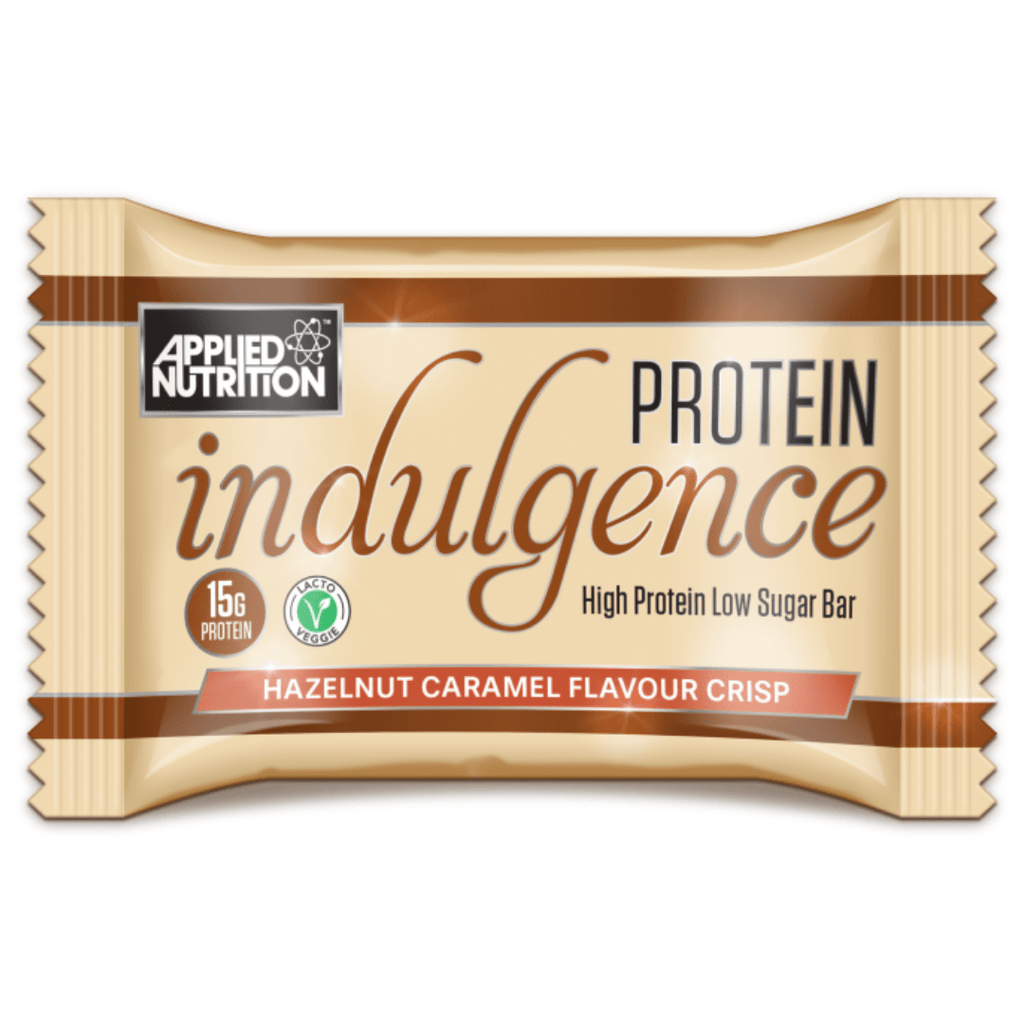 Applied Nutrition Protein Indulgence Bar Hazelnut Caramel, Protein Bars, Applied Nutrition, Protein Package, Pick and Mix Protein UK