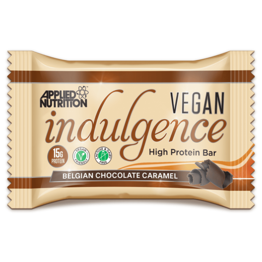 Applied Nutrition Vegan Indulgence Bar Belgian Dark Chocolate, Protein Bar, Applied Nutrition, Protein Package Protein Package Pick and Mix Protein UK
