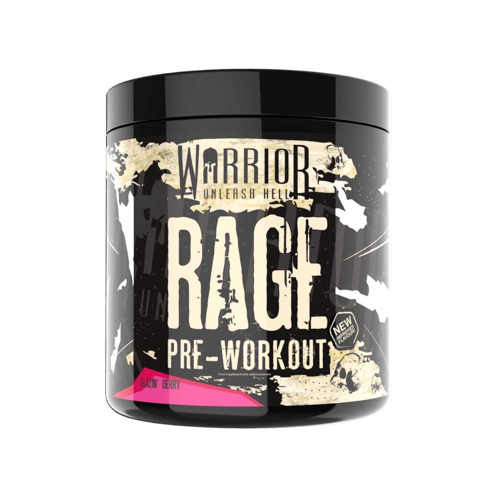 Warrior Rage Pre Workout, Pre Workout, Warrior, Protein Package Protein Package Pick and Mix Protein UK