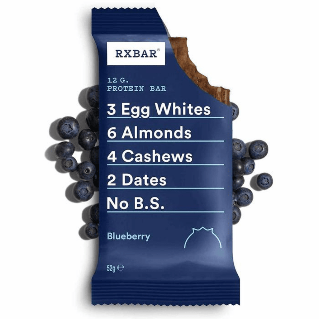 RXBAR Protein Bar Blueberry - Protein Package