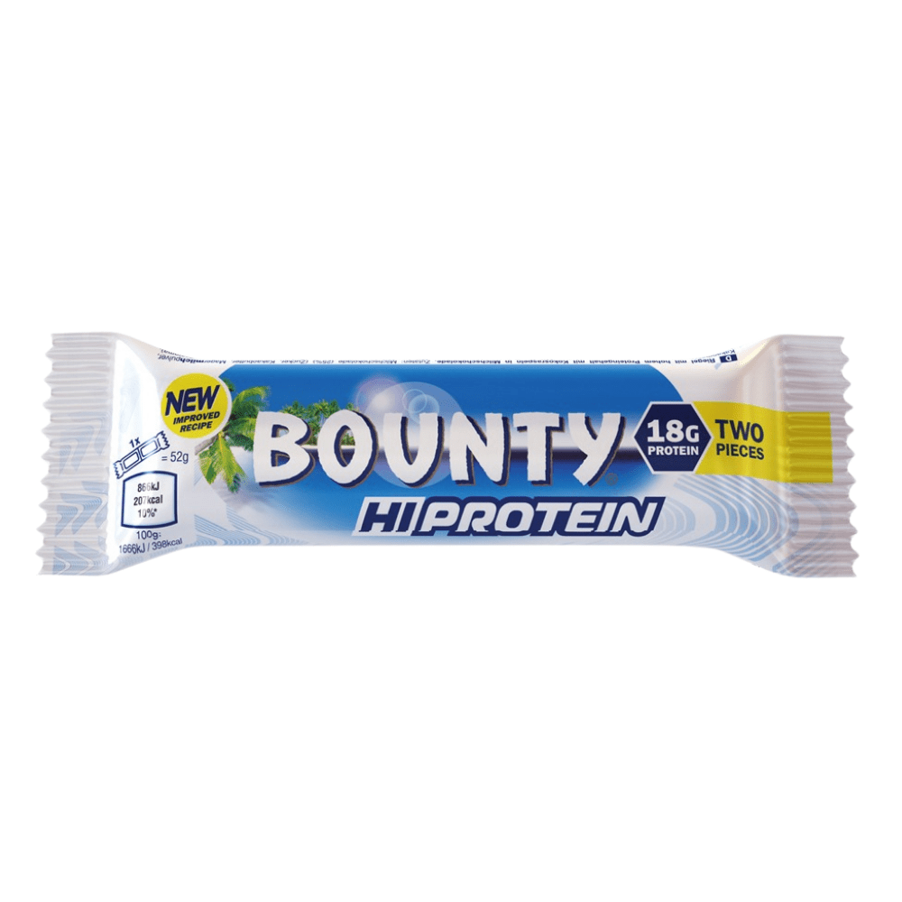 Official Bounty High Protein Bars 52-Grams - Pick & Mix - New & Improved Bounty Protein Bars