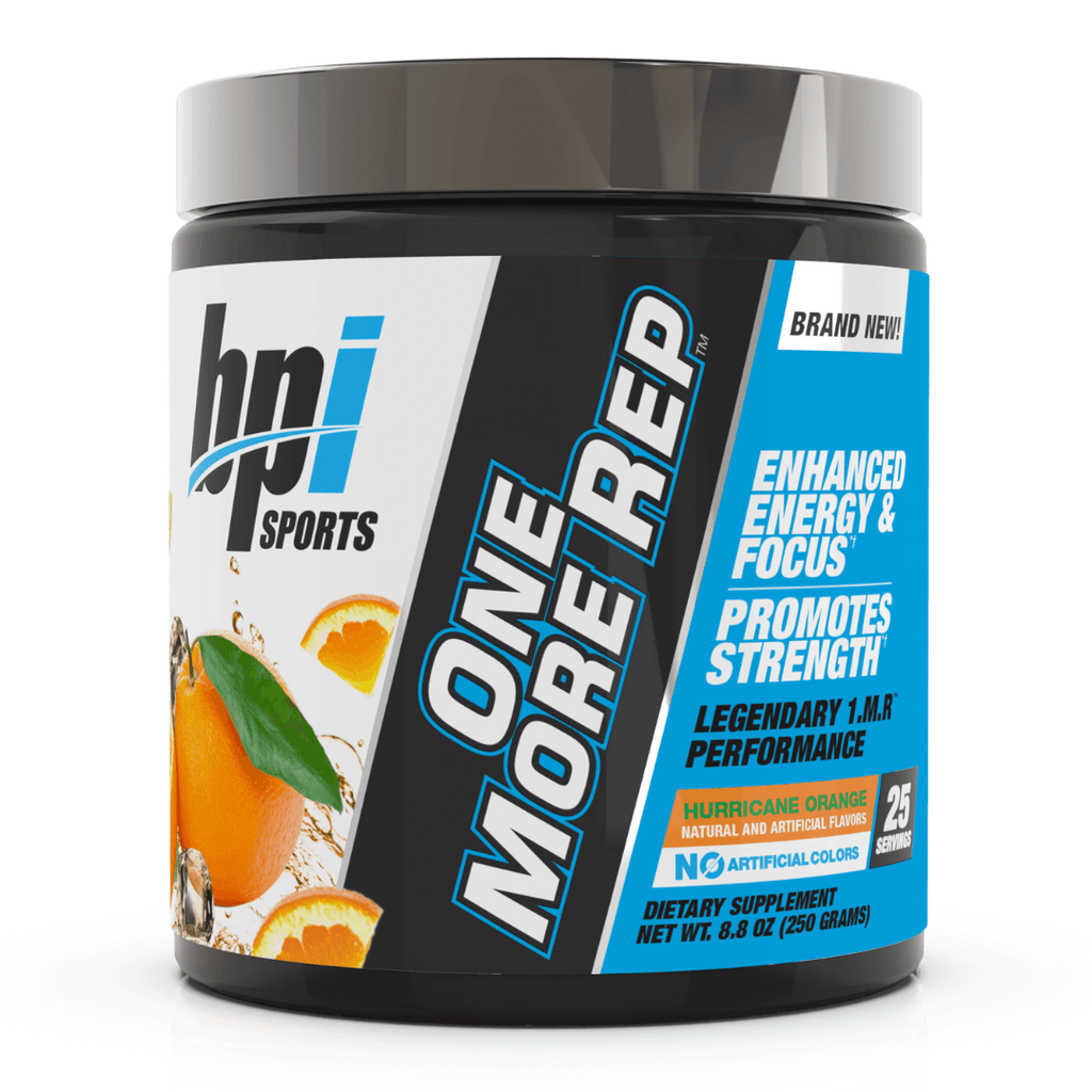 BPI Sports One More Rep Pre Workout, Pre Workout, BPI Sports, Protein Package Protein Package Pick and Mix Protein UK