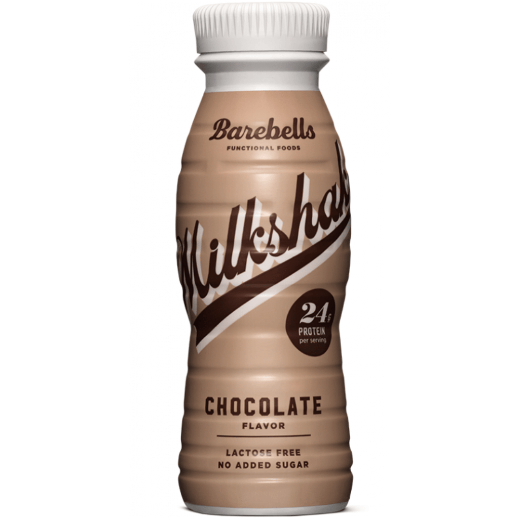Barebells Protein Milkshake Chocolate, Protein Shakes, Barebells, Protein Package Protein Package Pick and Mix Protein UK