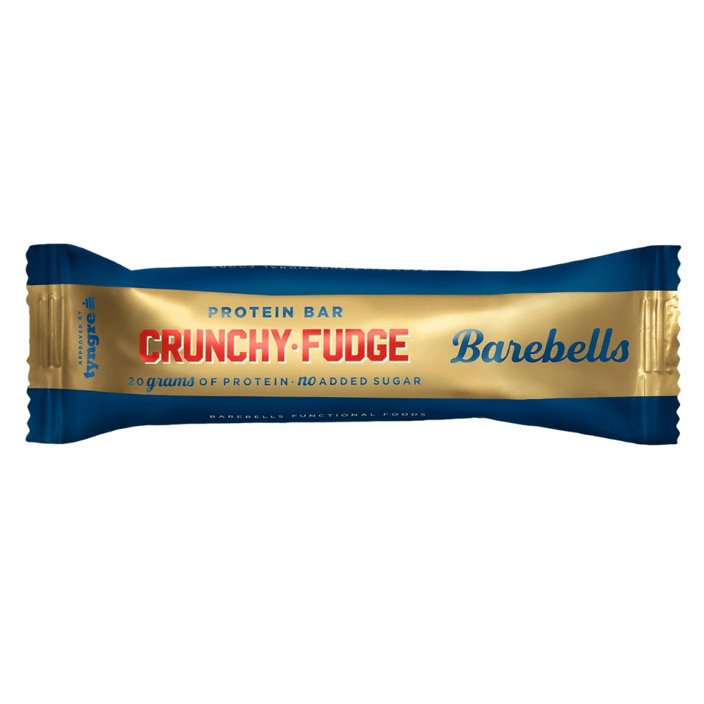 Barebells Protein Bar Crunchy Fudge, Protein Bars, Barebells, Protein Package Protein Package Pick and Mix Protein UK