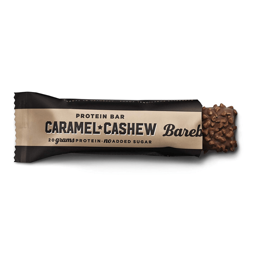 Barebells Protein Bar Caramel Cashew - Protein Package