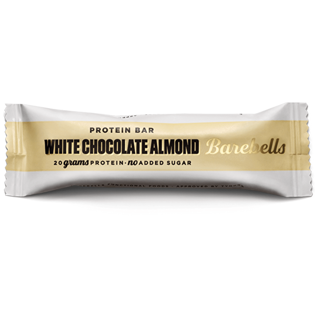 Barebells Protein Bar White Chocolate Almond, Protein Bar, Barebells, Protein Package Protein Package Pick and Mix Protein UK