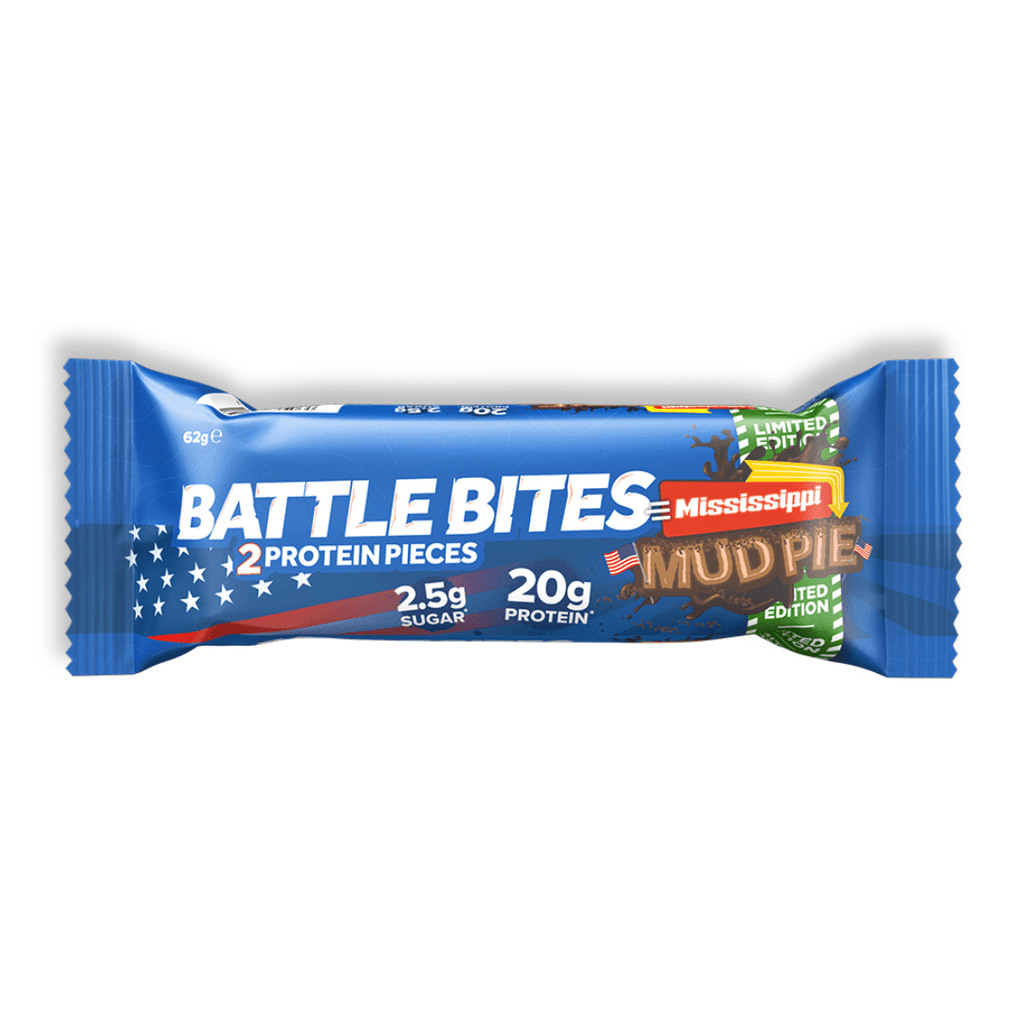 Battle Snacks Protein Battle Bites Mississippi Mud Pie, Protein Bars, Battle Snacks, Protein Package Protein Package Pick and Mix Protein UK