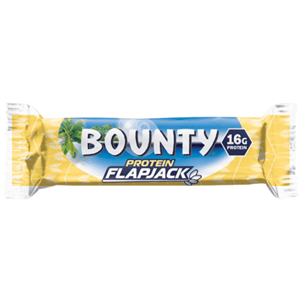 Bounty Hi-Protein Flapjack Box (18 Flapjacks), Protein Flapjacks, Bounty, Protein Package Protein Package Pick and Mix Protein UK