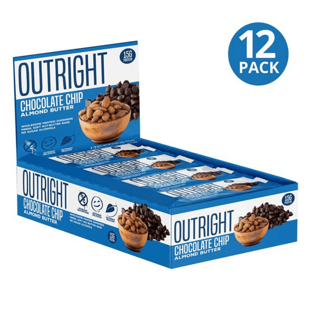 MTS Nutrition Outright Protein Bar Box (12 Bars), Protein Bars, MTS Nutrition, Protein Package Protein Package Pick and Mix Protein UK