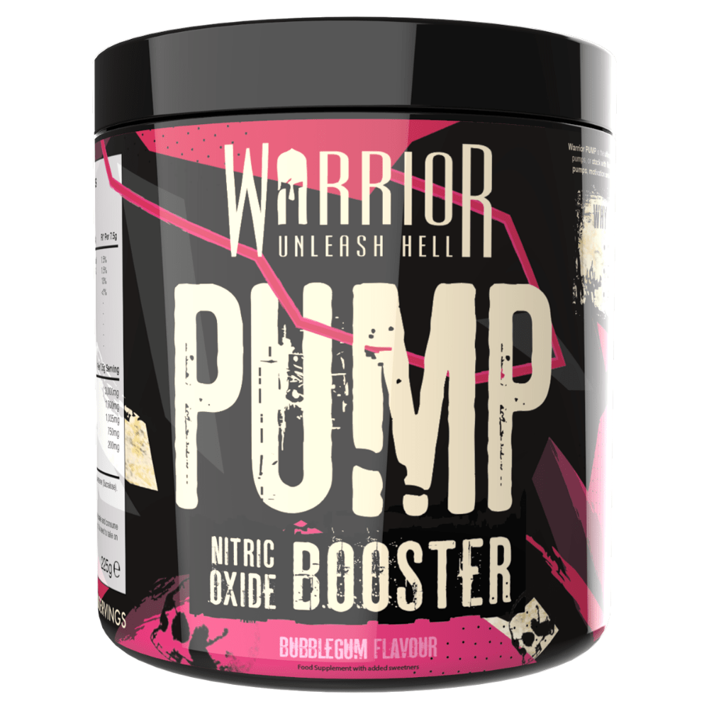 Warrior Pump Pre Workout, Pre Workout, Warrior, Protein Package Protein Package Pick and Mix Protein UK