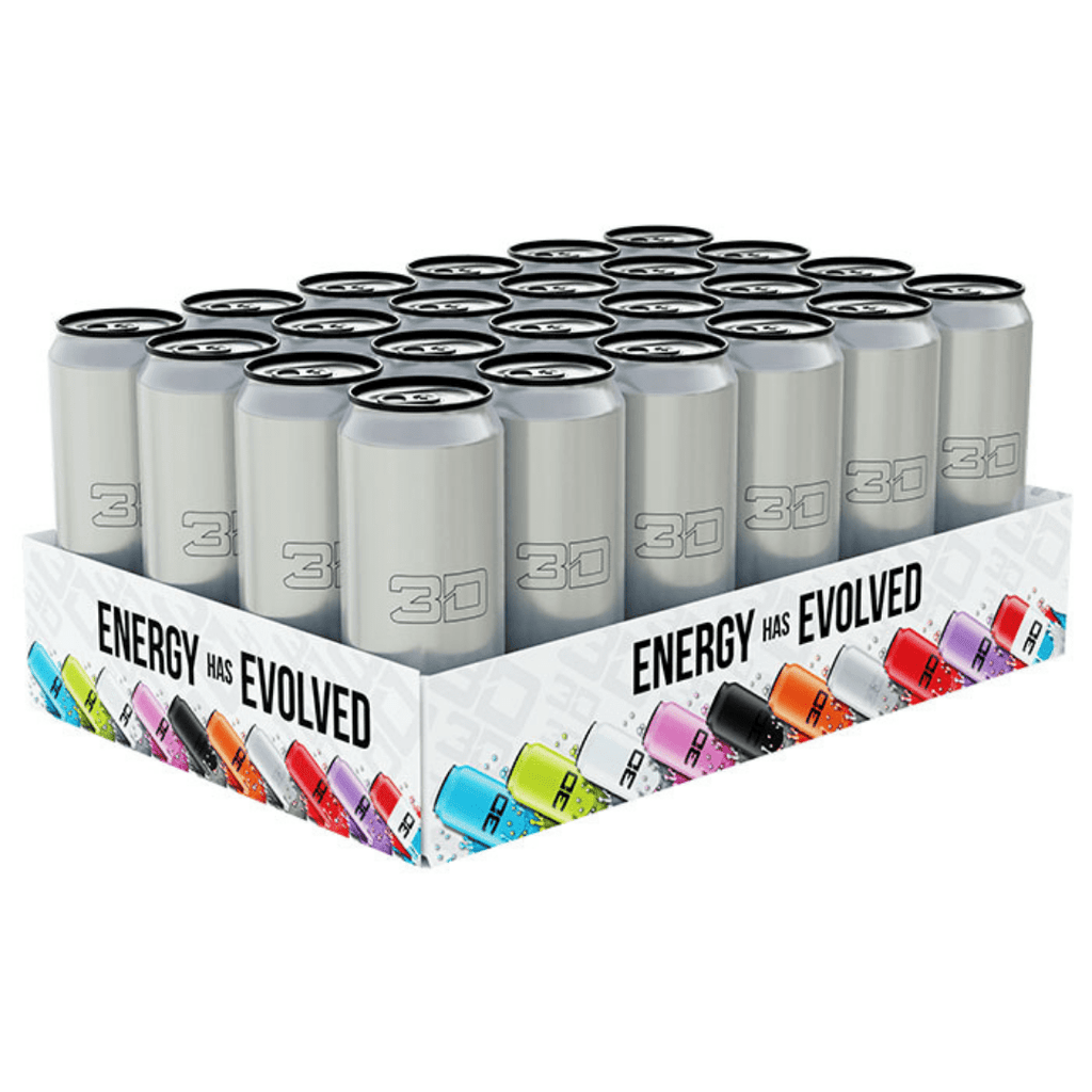 Christian Guzman's 3D Energy Drink Box (24 Cans)